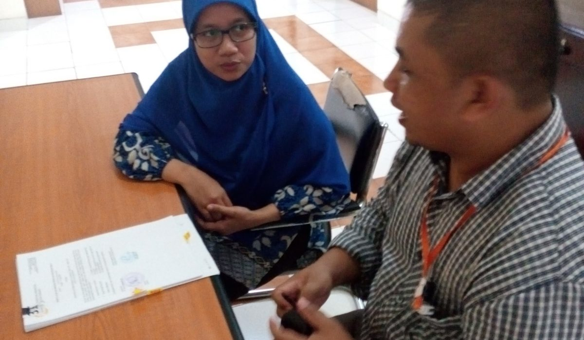 Penandatanganan Kontrak Dengan Fakultas Farmasi Universitas Indonesia