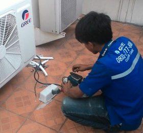 Pemasangan Instalasi AC